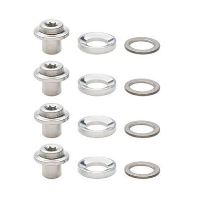 Picture of Conjunto porca e anilhas porta-calços (4 conjuntos)
