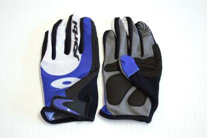 Picture of Luvas verão dedos completos - azul