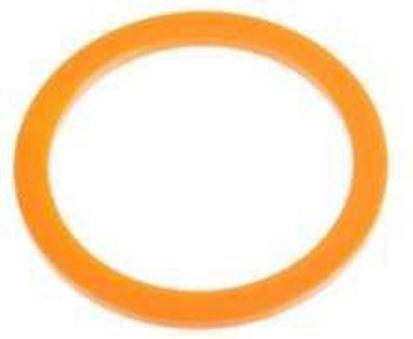 Picture of Espaçador de carretos resina laranja Shimano 11v