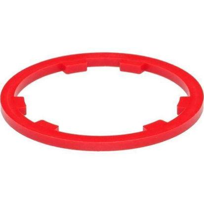 Picture of Espaçador de carretos resina vermelho Shimano 10v