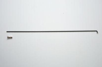 Picture of Raio Inox PRETO cabeça curva 2.0