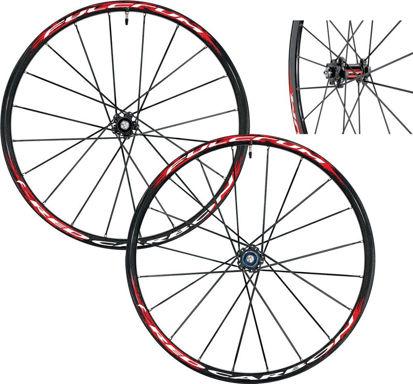 Picture of Rodas Fulcrum Red Carbon disc 6 furos (par)