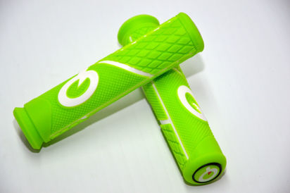 Picture of Punhos Prologo Light Grip verde/branco