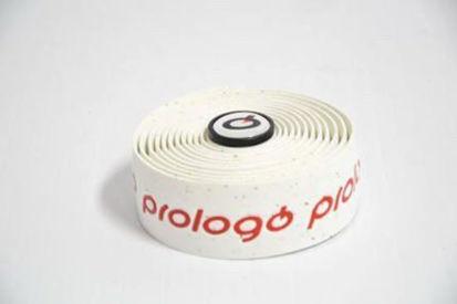 Picture of Fita de guiador Prologo PlainTouch branco/vermelho