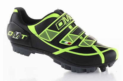 Picture of Sapato DMT Robur preto/fluo