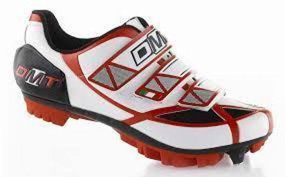 Picture of Sapato DMT Robur branco/vermelho