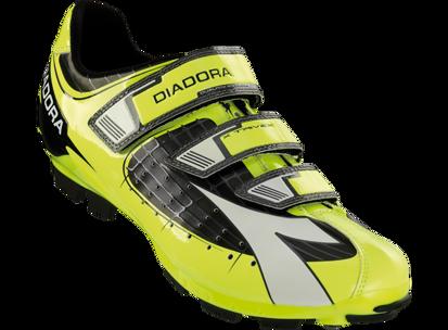 Picture of Sapato Diadora X-Trivex preto/fluo