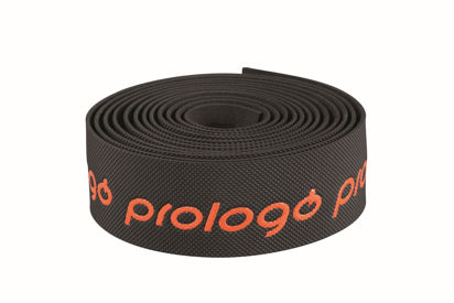 Picture of Fita Prologo ONE TOUCH preto c/ logo laranja fluo