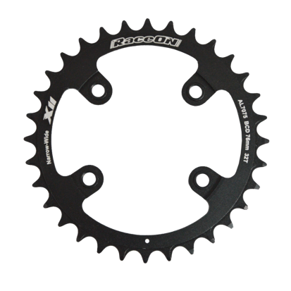 Picture of Roda Pedaleira MX Sram X11 CNC7075 11v BCD 76x30T