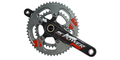 Picture of Pedaleiro RCPower Carbon Mega 24 BCD110mm