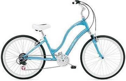 "Picture of Townie Original 21D 24"" azul bébé perola - senhora"