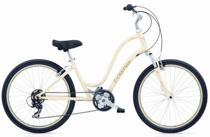 Picture of Townie Original 21D branco - senhora