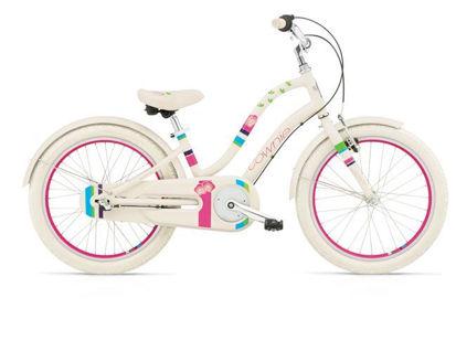 "Picture of Bicicleta Townie 1 20"" creme blossom - menina"