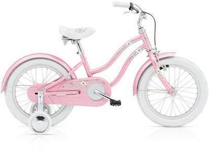 "Picture of Bicicleta Electra Hawaii 1, 16"" rosa - menina"