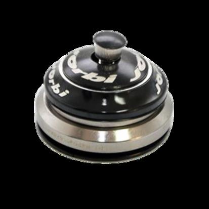 Picture of Caixa direção Jorbi alumínio integrada - Tampa de 8mm - 1 1/8 - 1 1/2