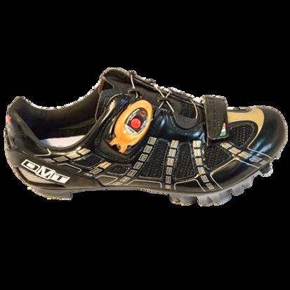 Picture of Sapato X-RIDE preto/dourado - sola carbono
