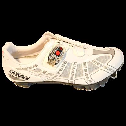 Picture of Sapato X-RIDE branco/prata - sola carbono