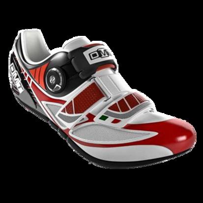 Picture of Sapato DMT Pegasus branco/vermelho