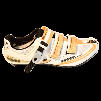 Picture of Sapato Ultimax 2 branco/dourado - sola carbono