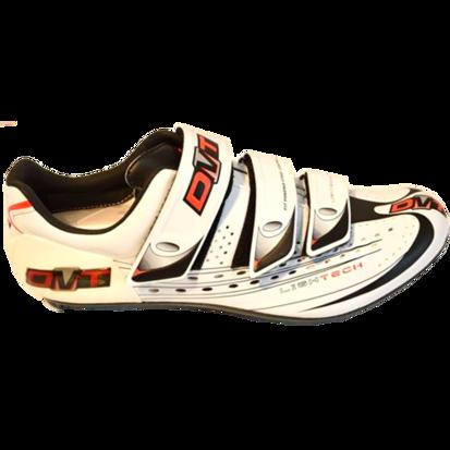 Picture of Sapato KYOMA branco/vermelho - sola carbono