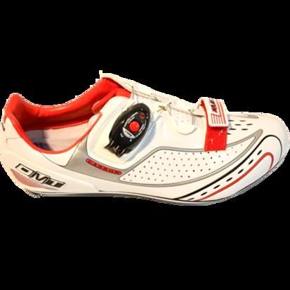 Picture of Sapato FUSION branco/vermelho - sola carbono