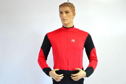 Picture of Camisola Tecnical Blend fecho 45cm - vermelho
