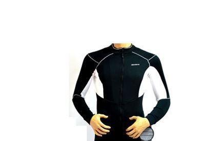 Picture of Camisola Senhora Body Clone - preto/branco