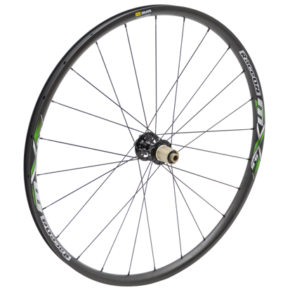 Picture of Roda MX 9.6 Carbon Disc 6 furos trás Shimano Tubeless ready QR