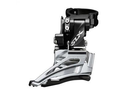 Picture of Mudança frente SLX 7000 2x11v c/abraçadeira alta Dual Pull