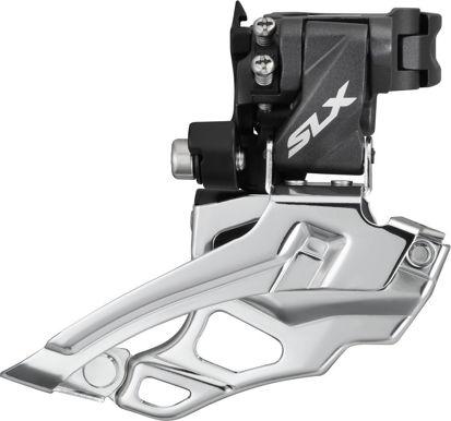 Picture of Mudança frente SLX 676 2x10v c/abraçadeira alta Dual Pull