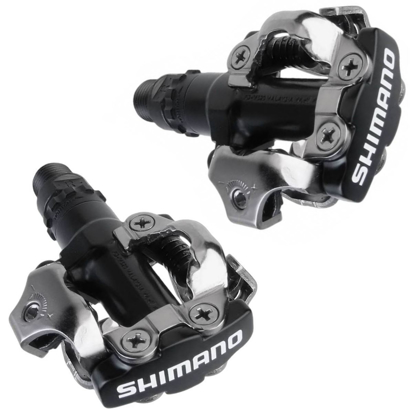 Picture of Pedais Shimano M520 SPD preto