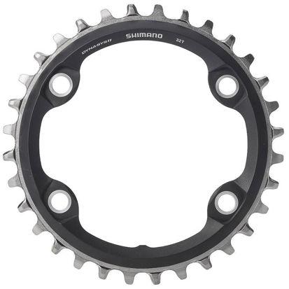 Picture of Roda pedaleira SLX 32D M7000 1x11v