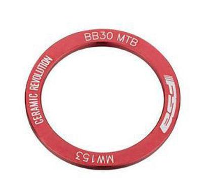Picture of Espaçador afinação FSA BB30 MTB direito vermelho