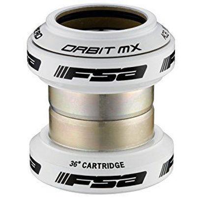 Picture of Caixa direção FSA Orbit MX branco, 1 1/8' V11
