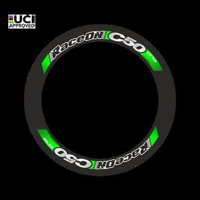 Picture of Rodas C50 One Carbon par tubular
