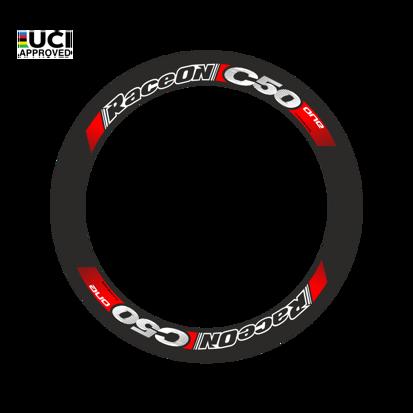 Picture of Rodas C50 One Carbon par pneu