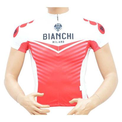 Picture of Camisola Bianchi senhora vermelho - M
