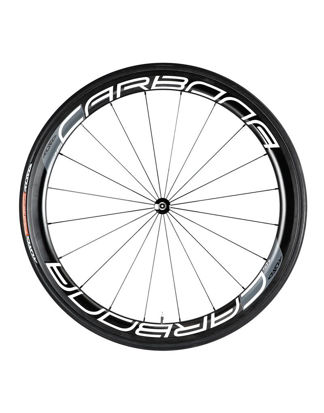 Picture of Rodas TUFO CARBONA T45 + tubulares HI-COMPOSITE CARBON (par) - tubular