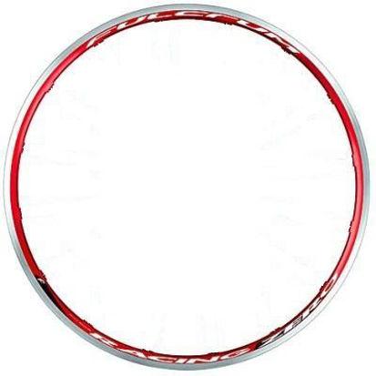 Picture of Aro Fulcrum Racing 0 trás vermelho - pneu