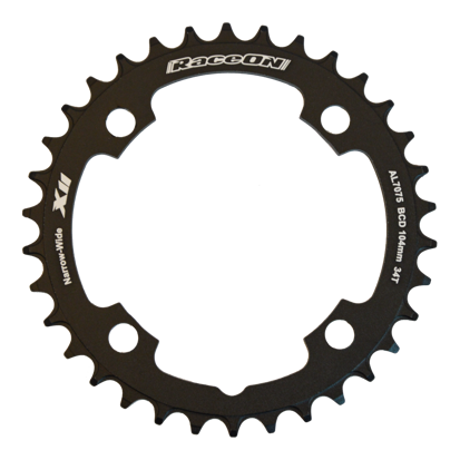 Picture of Roda Pedaleira MX Sram X11 CNC7075 11v BCD 104x34T