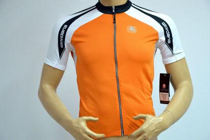 Picture of Camisola Giordana Tecnical Blend Silverline - laranja