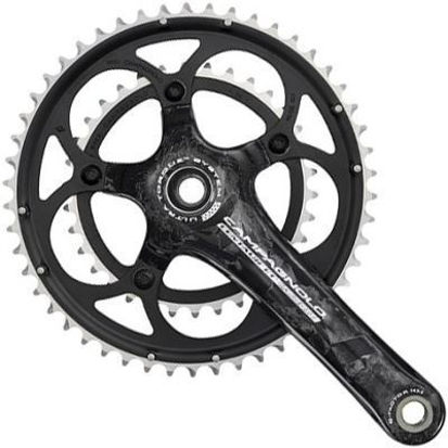 Picture of Pedaleiro Campagnolo Centaur 10v carbon - 53/39 - 175