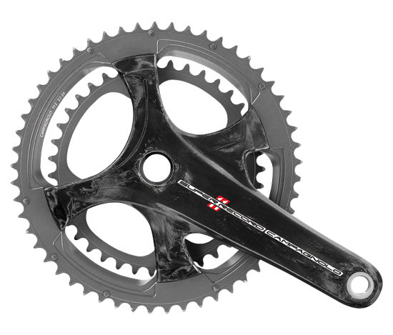 Picture of Pedaleiro Campagnolo Super Record 11v - 52/36 - 170mm