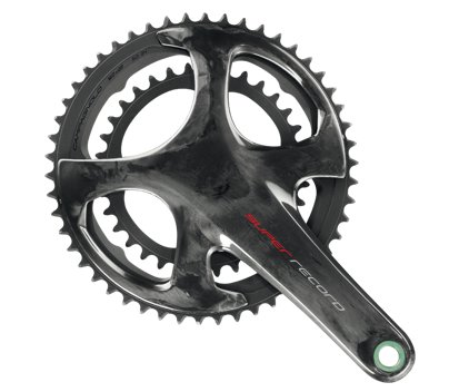 Picture of Pedaleiro Campagnolo Super Record 12v Ultra Torque Ti - 53/39 - 170/172.5/175mm