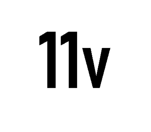 Picture for category 11v