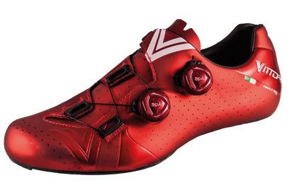 Picture of Sapato VELAR / 2 x BOA - Vermelho
