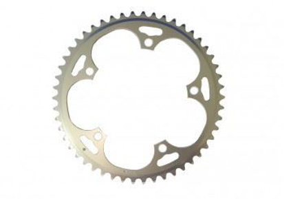 Picture of Roda pedaleira Stronglight Campy ISO 135x48T Dural 10v prata