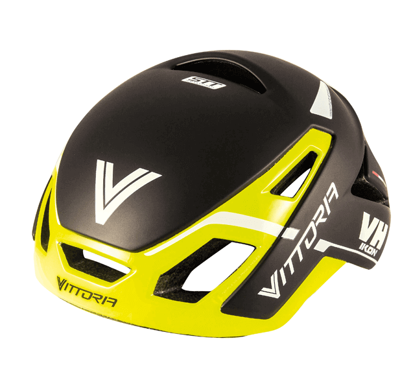 Picture of Capacete VH IKON - MIPS preto/fluo