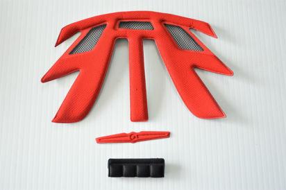 Picture of Conjunto Esponjas capacete Vittoria VH-6.0
