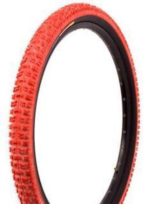 Picture of Pneu Michelin HOT S 26x2.20 Vermelho - Kevlar